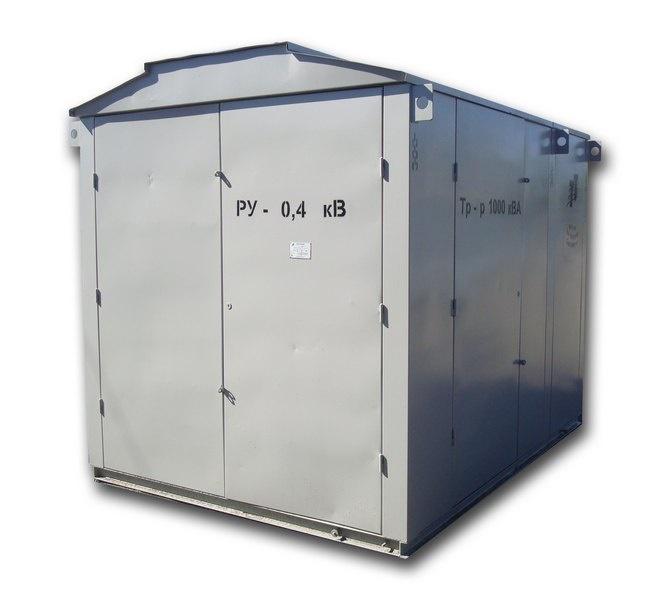 Комплектные трансформаторные подстанции КТП 100 кВА, 160 кВА, 250 кВА, 400 кВА, 630 кВА