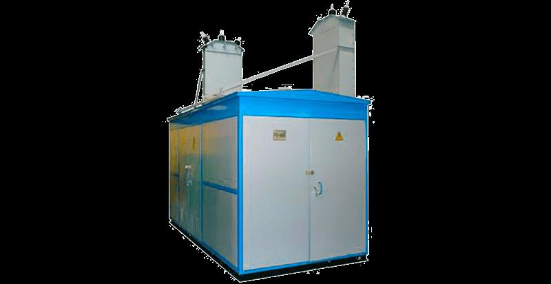 Комплектная трансформаторная подстанция типа КТПН-100-1000/6(10)/0,4-У1