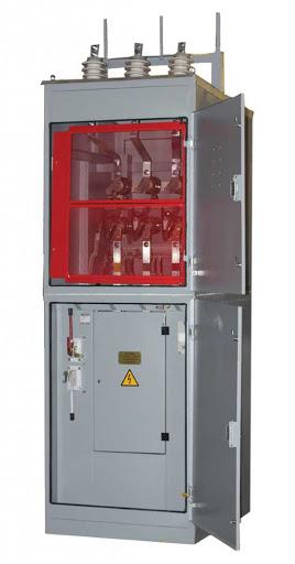Комплектные распределительные устройства наружной установки типа КРУН-10 кВ