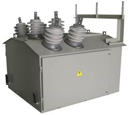 Пункт коммерческого учета электроэнергии ПКУ-10 кВ