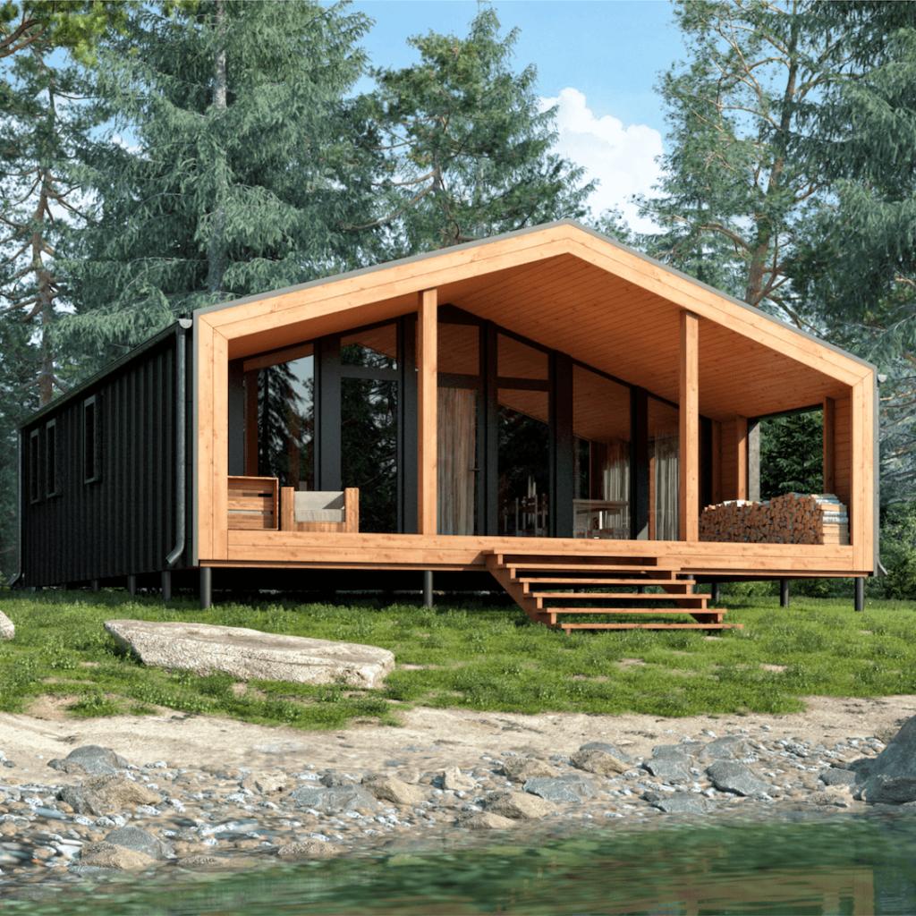 Модульные жилые дома производства НПП